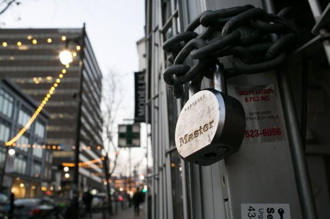 En décembre, l'indice de confiance des consommateurs du... (PHOTO MARTIN TREMBLAY, archives LA PRESSE)