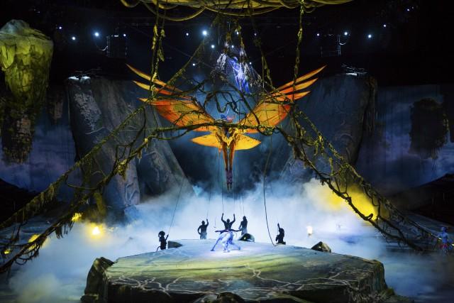 Un nombre record de 95000billets ont été vendus... (Fournie par le Cirque du Soleil)