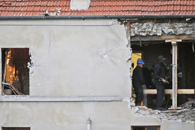 Chakib Akrouhs'est fait exploser le 18 novembre lors... (PHOTO CHRISTOPHE ENA, ARCHIVES AP)