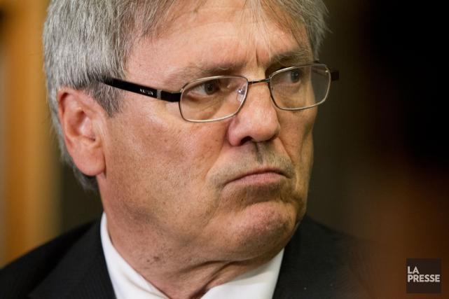 L'avocat de la défense de Idelson Guerrier, Me... (PHOTO IVANOH DEMERS, ARCHIVES LA PRESSE)