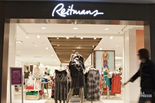 À court terme, Reitmans ne prévoit pas fermer... (Archives La Presse)