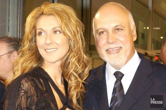 Céline Dion et René Angelil... (Archives La Presse)