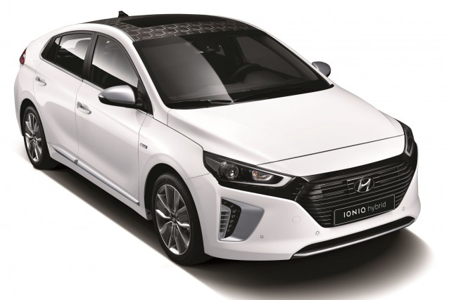 La Hyundai IONIQ... (PHOTO FOURNIE PAR HYUNDAI)