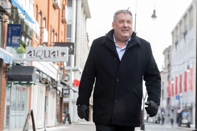 Le directeur général d'IDE Trois-Rivières, Mario De Tilly.... (Stéphane Lessard)