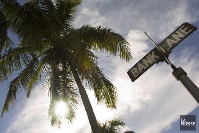 Nassau, au Bahamas.... (Archives La Presse)