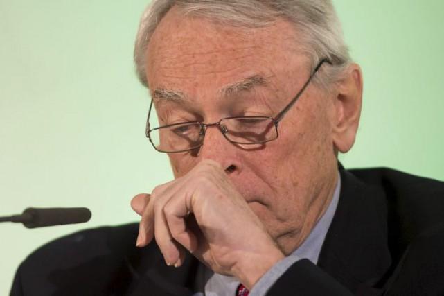 Dick Pound a déposé un rapport explosif.... (AFP, Lukas Barth)