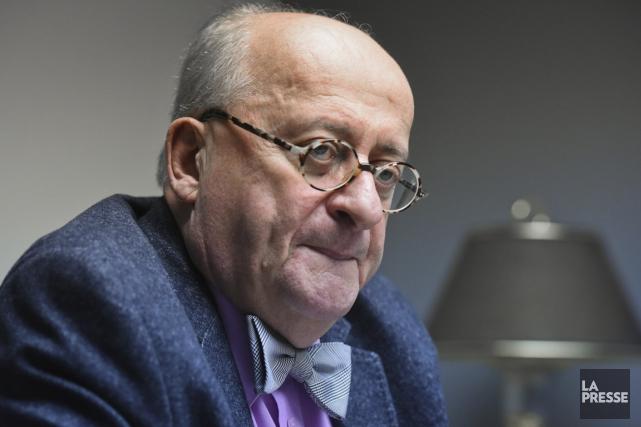 L'état de santé de Me René Duval s'est... (François Gervais)
