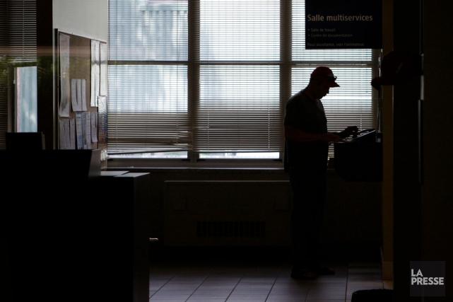 Le pivot de cette réforme de l'aide sociale... (Photo archives La Presse)