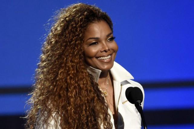 Janet Jackson avait annoncé la veille de Noël... (Archives AP)