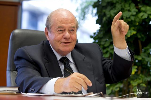 Léopold Beaulieu,président-directeur général de Fondaction CSN.... (La Presse)