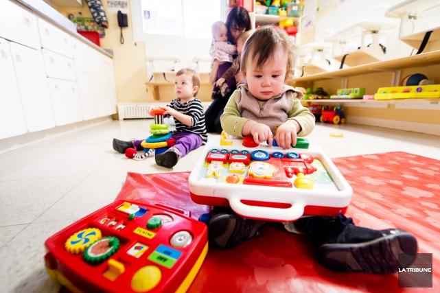 La recherche de profit au détriment de la qualité des services aux enfants, des... (Archives, La Tribune)