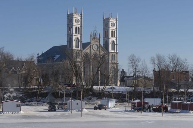 Sainte-Anne-de-la-Pérade se prépare activement en 2016 pour les... (Stéphane Lessard)