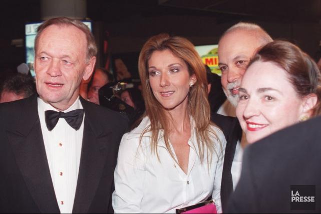 L'ancien premier ministre du Canada, Jean Chrétien, et... (Archives, La Presse)