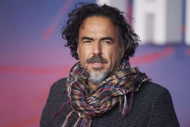 Le réalisateur Alejandro G. Iñarritu... (PHOTO ARCHIVES AFP)
