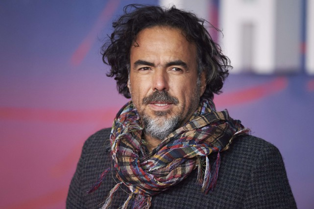 Le réalisateur Alejandro González Iñarritu... (PHOTO ARCHIVES AFP)