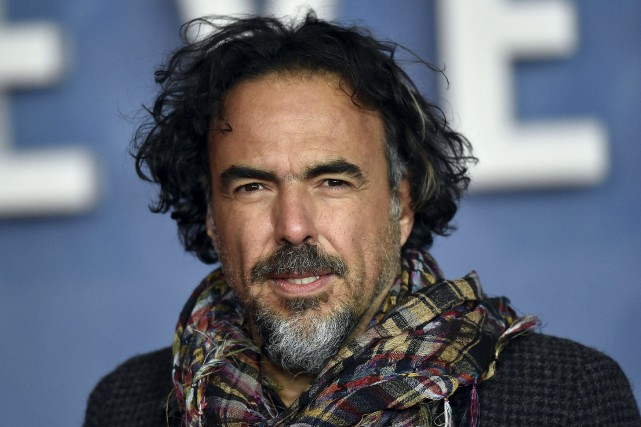 Le cinéaste américano-mexicain Alejandro González Iñárritu, grand lauréat... (PHOTOTOBY MELVILLE, REUTERS)