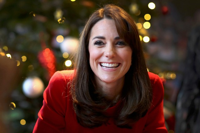 Kate Middleton sera à la barre du Huffington Post... (PHOTO CHRIS JACKSON, ARCHIVES REUTERS)