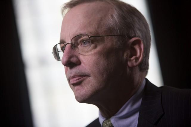 Le président de la Réserve fédérale de New... (Photo d'archives, Bloomberg)