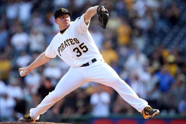 Mark Melancon... (PHOTO CHARLES LECLAIRE, ARCHIVES USA TODAY)