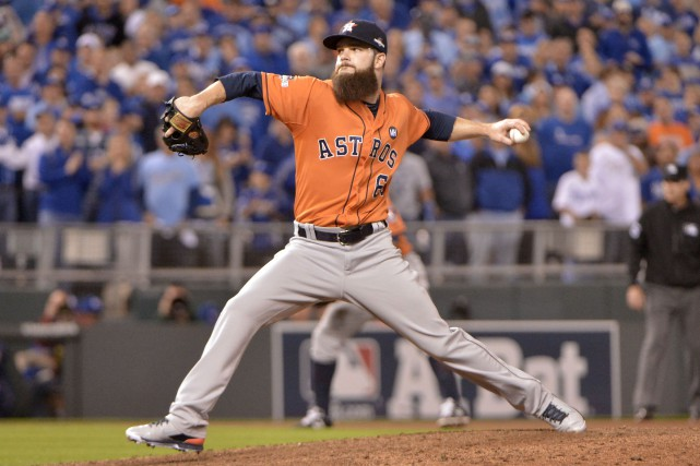 Dallas Keuchel... (Photo archives USA Today)