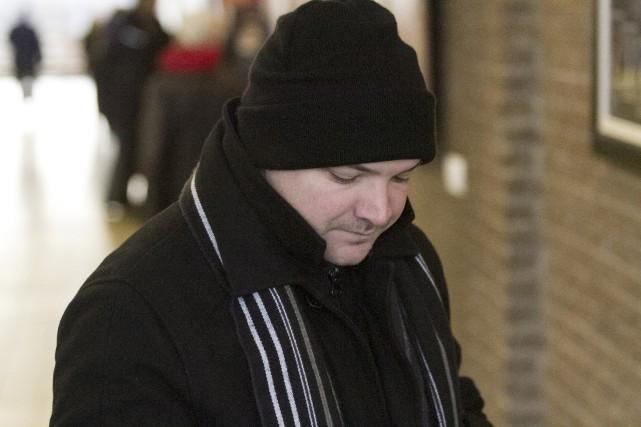 D'autres accusations devraient s'ajouter au dossier de Jean-François... (Spectre Média, René Marquis)