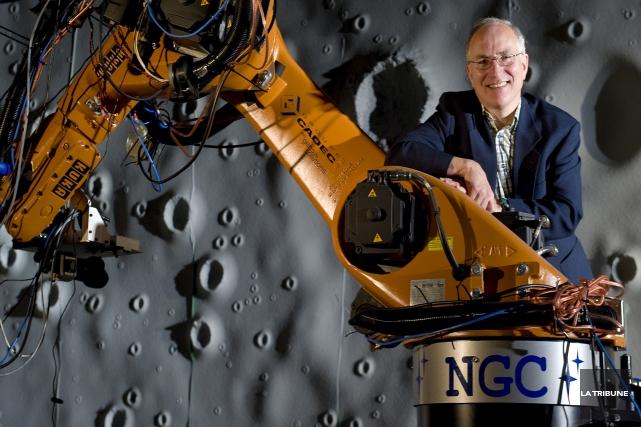 L'entreprise NGC Aérospatiale est à court d'espace dans... (Archives, La Tribune)