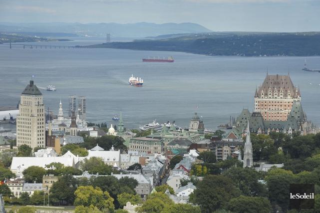 Selon la Ville de Québec, l'aide financière supplémentaire... (Photothèque Le Soleil, Pascal Ratthé)