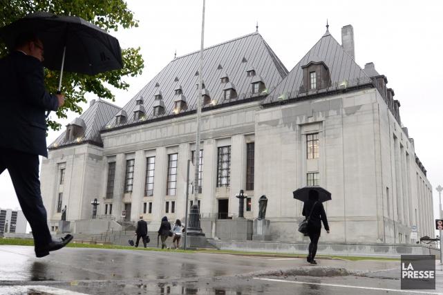La Cour suprême du Canada... (Archives PC)