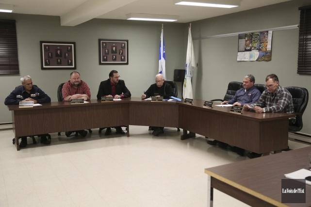 Le conseil municipal de Roxton Pond a officialisé... (Julie Catudal, La Voix de l'Est)