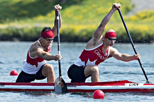 Gabriel Beauchesne-Sévigny pourra-t-il remporter le titre d'athlète masculin... (La Presse Canadienne)