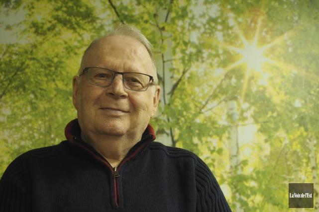 Alain Demers vit avec une démence frontale depuis... (Alain Dion, La Voix de l'Est)