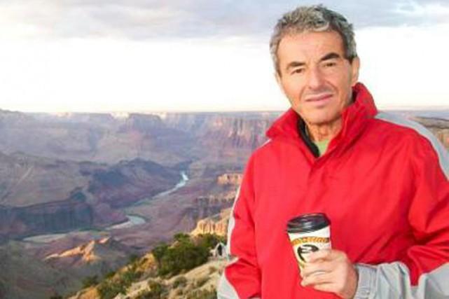 Tahar Amer-Ouali, citoyen canadien d'origine algérienne, est l'une... (PHOTO TIRÉE DE FACEBOOK)