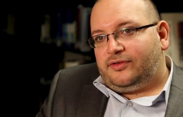 Le journaliste du Washongton Post Jason Rezaian avait... (PHOTO ARCHIVES THE WASHINGTON POST)