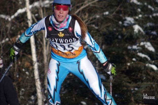 Katherine Stewart-Jones, 20ans, participera samedi aux sprints individuels... (Courtoisie, Martin Kaiser)