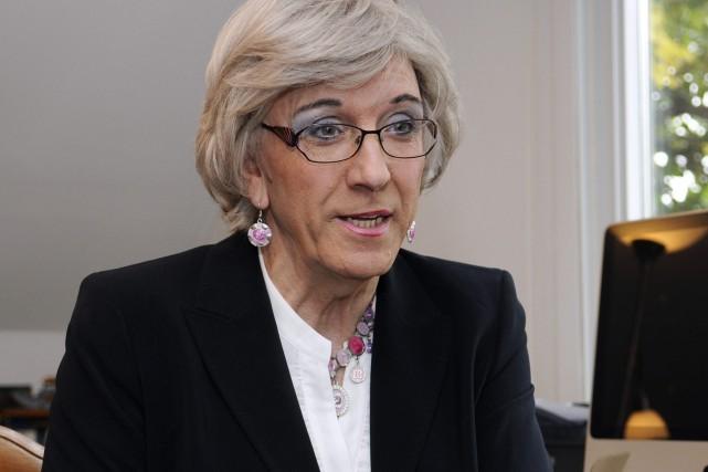 Russel-Aurore Bouchard songe à se lancer en politique... (Archives Le Progrès-Dimanche)