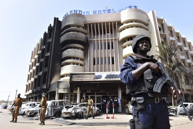 Vendredi soir, des assaillants armés ont fait irruption... (AFP, Issouf Samogo)