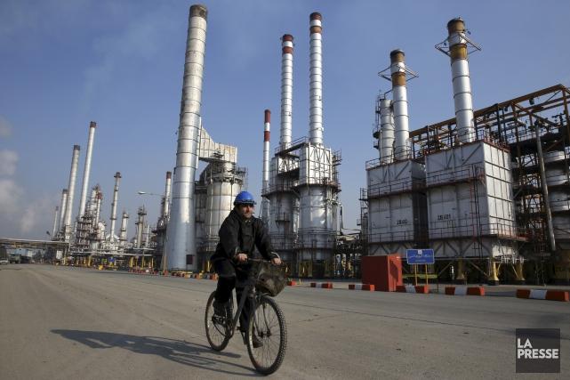 L'Iran prévoit inonder le marché de quelque 500... (AP, Vahid Salemi)