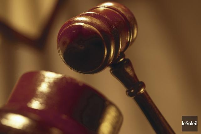 Jonathan Gobeil était de retour devant le juge, lundi, au palais de justice de... (Photothèque Le Soleil)
