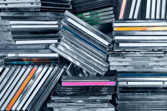 Vos lecteurs de CD (ou de MP4) ont soif de nouveauté? Voici l'essentiel de ce... (123RF/Inga Nielsen)