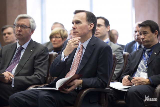 La liste des engagements dont les coûts n'ont... (La Presse Canadienne, Peter Power)