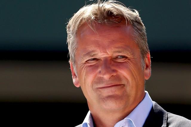 Le président de l'ATP Chris Kermode jure que... (AFP, Matthew Stockman)