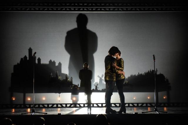 Le metteur en scène Christian Lapointe multiplie les... (PHOTOYVES RENAUD, FOURNIE PAR LE TNM)