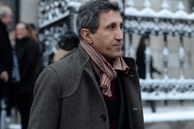 Amir Khadir à Chicoutimi mercredi.... ((Archives))