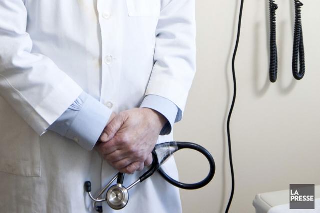 La région de l'Estrie peut compter en 2016 sur quatre médecins supplémentaires... (Archives La Presse)