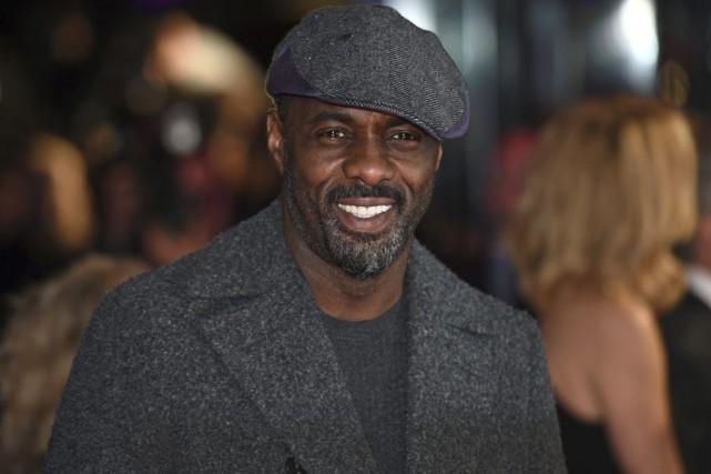 L'acteur Idris Elba a appelé l'industrie audiovisuelle britannique à promouvoir... (PHOTO ARCHIVES AFP)