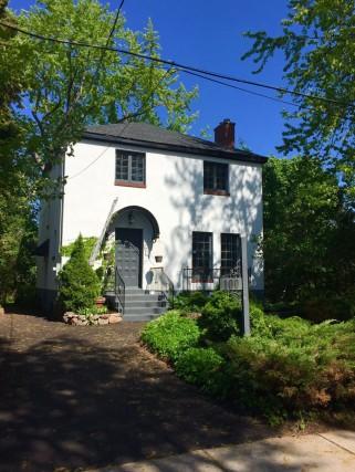 À Lachine, cette maison de la 56eAvenue a... (PHOTO FOURNIE PAR LE COURTIER)