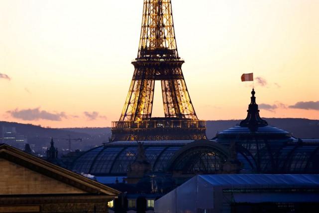 La France est la destination européenne favorite des... (PHOTO REUTERS)