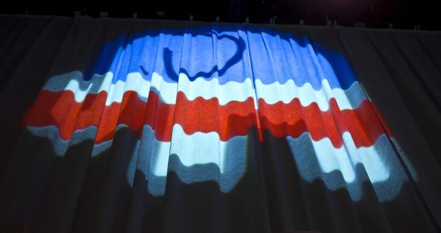 Certains des candidats républicains aux primaires en vue... (PHOTO L. E. BASKOW, ARCHIVES AGENCE FRANCE-PRESSE)