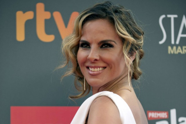 Kate del Castillo... (PHOTO AFP)