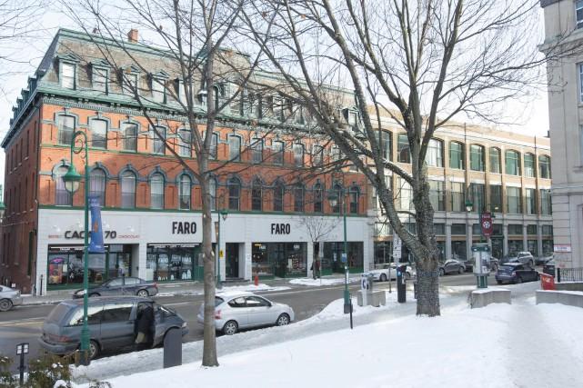 ÉDITORIAL / Les propriétaires de places d'affaires du centre-ville de... (Spectre Média, Julien Chamberland)